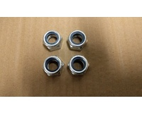 Wheel Nut 4 Piece Set To Suit 4 Stroke Cooler Scooter Front And Back Wheels