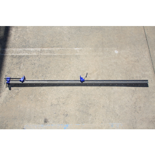 "T Bar Sash Clamp 1220mm - 48"" Industrial Quality Sash Cramp"